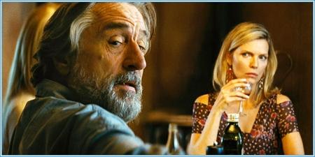 Robert De Niro y Michelle Pfeiffer
