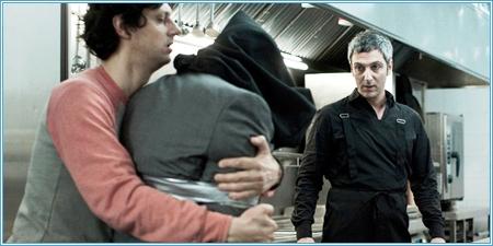 Enrico Vecchi y Ernesto Alterio son Gigi y Edu