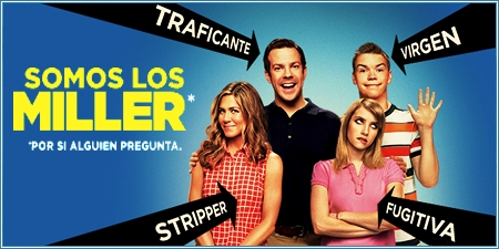 Somos los Miller (We're the Millers)