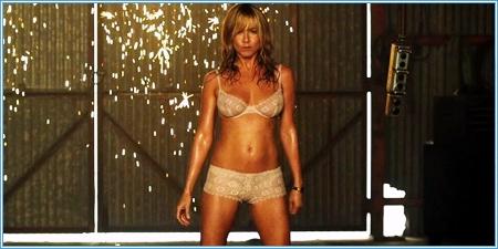 Jennifer Aniston es Rose