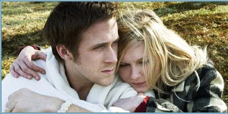 Ryan Gosling y Kirsten Dunst