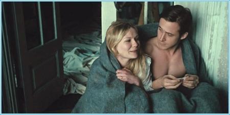 Kirsten Dunst y Ryan Gosling