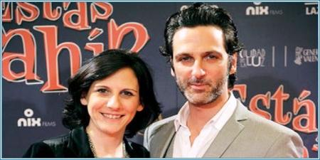 Malena y Ernesto Alterio