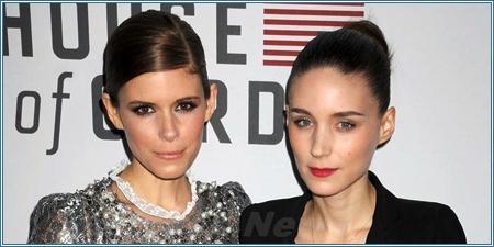 Kate y Rooney Mara