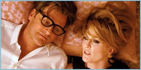 Colin Firth y Julianne Moore