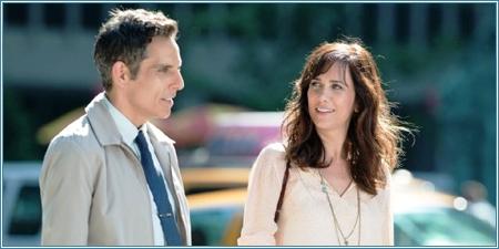 Ben Stiller y Kristen Wiig