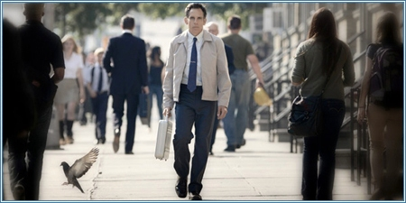 Ben Stiller es Walter Mitty