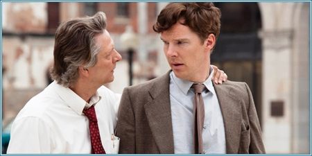 Chris Cooper y Benedict Cumberbatch