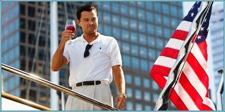 Leonardo DiCaprio es Jordan Belfort