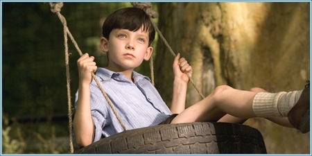 Asa Butterfield es Bruno