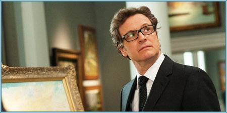 Colin Firth es Harry Deane