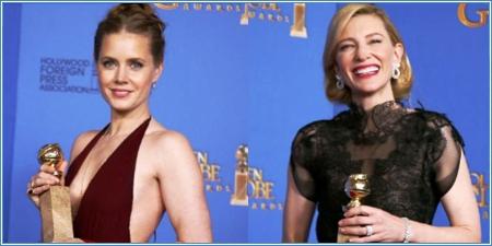 Amy Adams y Kate Blanchett