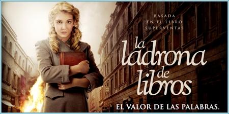 La ladrona de libros - En español latino La-ladrona-de-libros-0