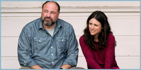James Gandolfini y Julia Louis-Dreyfus