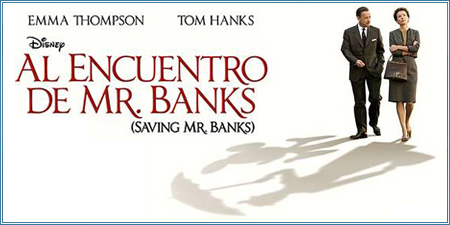 Al encuentro de Mr. Banks (Saving Mr. Banks)