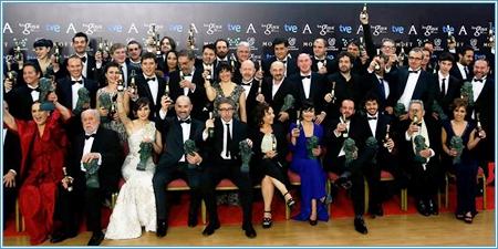 Premiados XXVIII edición Goya