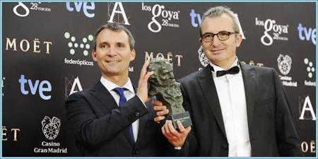 Alejandro Hernández y Mariano Barroso, mejor guion original
