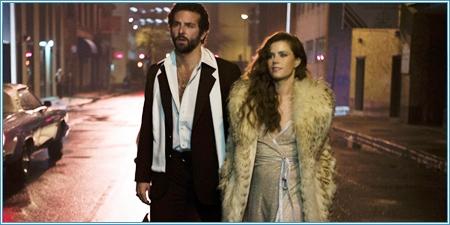 Bradley Cooper y Amy Adams