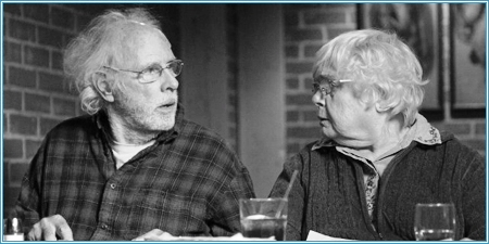 Bruce Dern y June Squibb