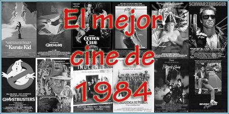El mejor cine de 1984