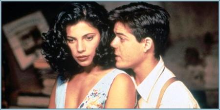 Maribel Verdú y Jorge Sanz