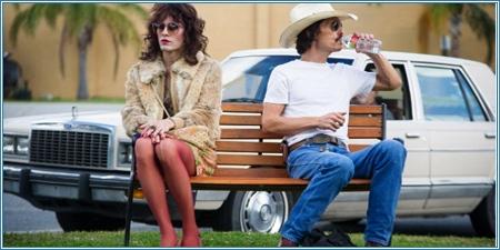 Jared Leto y Matthew McConaughey