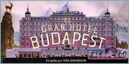 El gran Hotel Budapest (The grand Budapest Hotel)