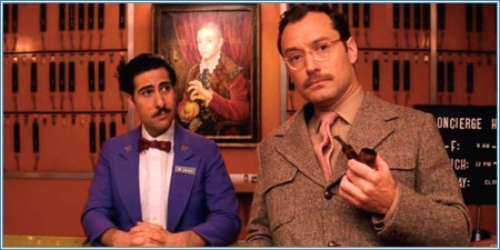 Jason Schwartzman y Jude Law