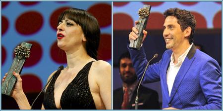 Yolanda Ramos y Paco León