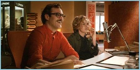 Joaquin Phoenix y Amy Adams