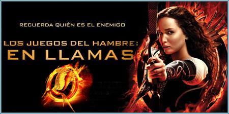 Los Juegos del Hambre: En llamas (The Hunger Games: Catching fire)
