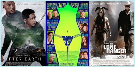 La peores películas de 2013 para Razzie