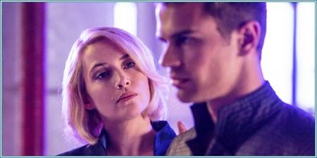 Kate Winslet y Theo James