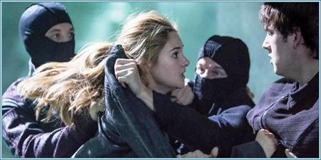 Shailene Woodley es Beatrice 'Tris' Prior