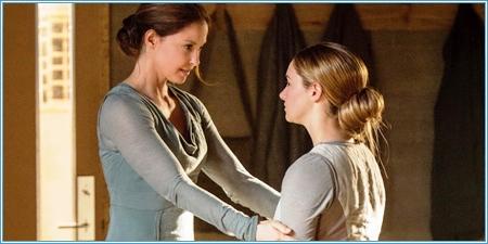 Ashley Judd y Shailene Woodley