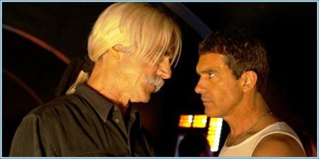 Sam Elliott y Antonio Banderas