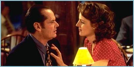 Jack Nicholson y Helen Hunt