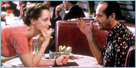 Helen Hunt y Jack Nicholson