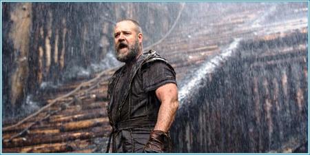 Russell Crowe es Noé