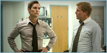 Matthew McConaughey y Woody Harrelson
