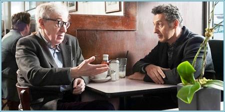Woody Allen y John Turturro