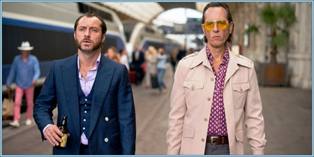 Jude Law y Richard E. Grant