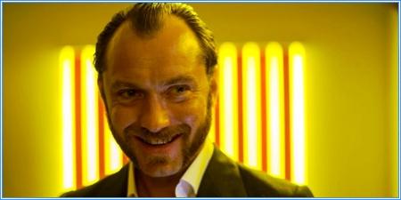 Jude Law es Dom Hemingway