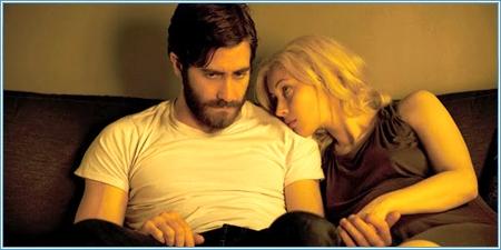 Jake Gyllenhaal y Sarah Gadon