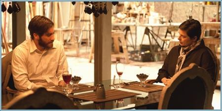 Jake Gyllenhaal e Isabella Rossellini