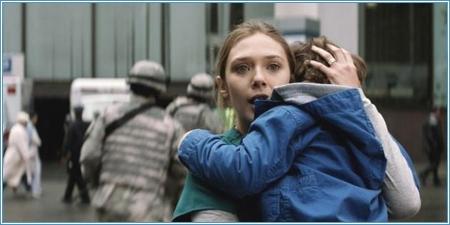 Elizabeth Olsen es Elle Brody