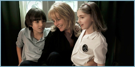 Delia y sus hijos