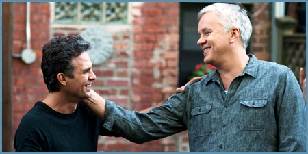 Mark Ruffalo y Tim Robbins