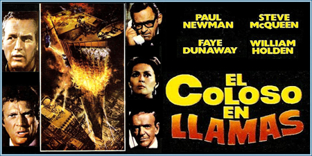 El coloso en llamas (The towering inferno)