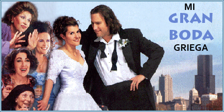 Mi gran boda griega (My big fat greek wedding)